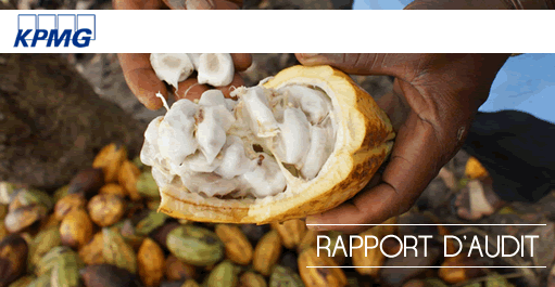 RAPPORT FINAL DE KPMG SUR L'AUDIT DU SYSTEME DE COMMERCIALISATION DU CACAO
